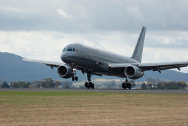 Royal New Zealand Airforce 757
