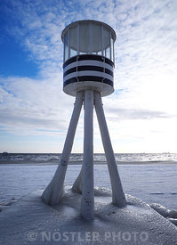Arne Jacobsen lifeguard tower