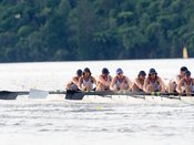 Taken during the NZSSRC - Maadi Cup 2017, Lake Karapiro, Cambridge, New Zealand; ©  Rob Bristow; Frame 3204 - Taken on: Saturday - 01/04/2017-  at 17:49.32