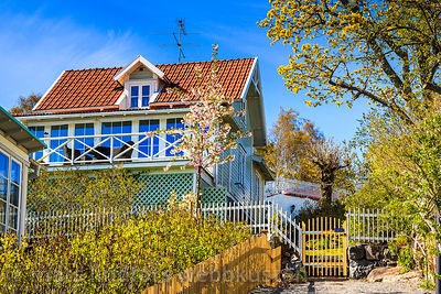 Hus på Dalarö / house on Dalarö