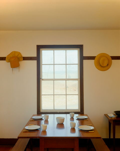 Ministry dining room
