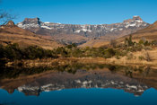 The amphitheatre, Drakensberg Mountain, Royal Natal National Park, South Africa