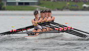 Taken during the NZSSRC - Maadi Cup 2017, Lake Karapiro, Cambridge, New Zealand; ©  Rob Bristow; Frame 950 - Taken on: Friday...