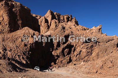 Quebrada de Ckari (Valley of the Moon), Atacama