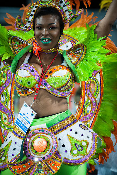 IAAF World Relays 2015 - Junkanoo