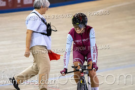 Women 500m Time Trial. Canadian Track Championships, Thursday Morning Session, September 27, 2018