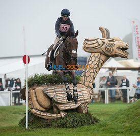 Piggy French (GBR) & Obos Cooley