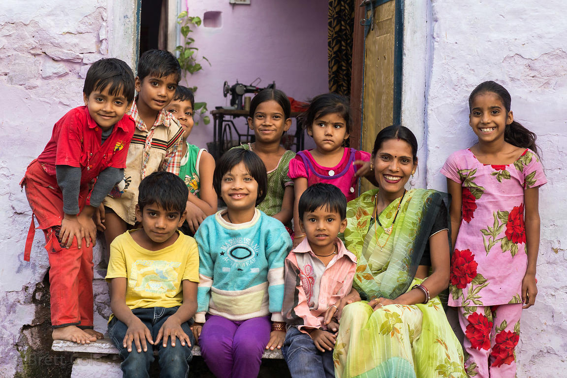 The lovely people of Pushkar, Rajasthan, India