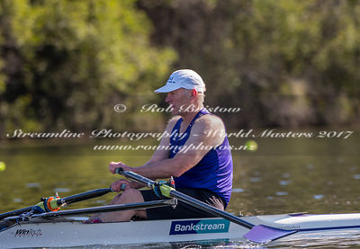 Taken during the World Masters Games - Rowing, Lake Karapiro, Cambridge, New Zealand; Tuesday April 25, 2017:   5139 -- 20170...