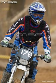 Sidcup & District Motorcycle Club - Members Motocross [15-03-15]