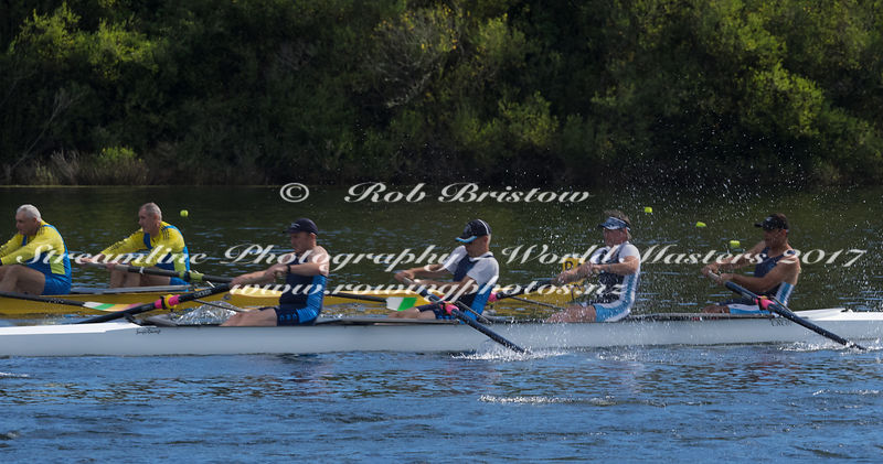 Taken during the World Masters Games - Rowing, Lake Karapiro, Cambridge, New Zealand; ©  Rob Bristow; Frame 425 - Taken on: T...