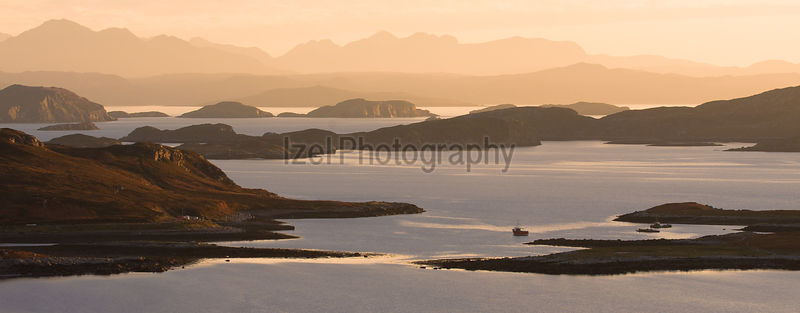 Summer Isles - Scottish Highlands