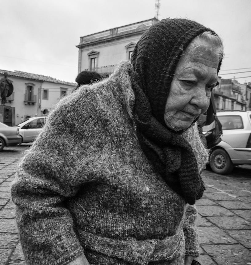 Street Photography in Caltagirone #21