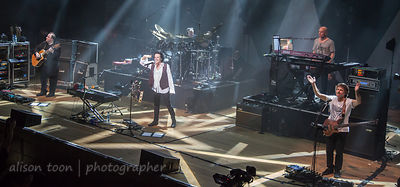 Friday night of the Marillion Weekend, Wolverhampton UK, 2013
