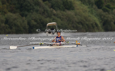 Taken during the NZSSRC - Maadi Cup 2017, Lake Karapiro, Cambridge, New Zealand; ©  Rob Bristow; Frame 505 - Taken on: Friday - 31/03/2017-  at 08:28.37