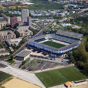 Montpellier, La Mousson, football stadium