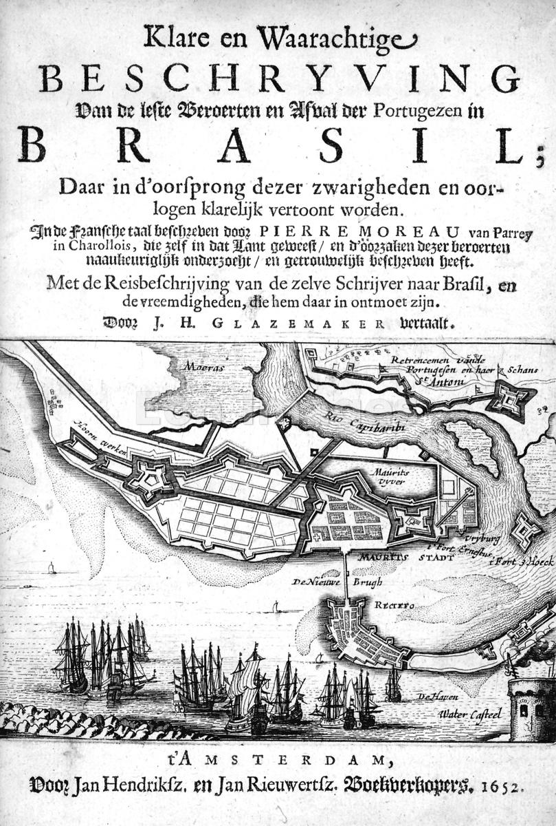 17th-century manuscript about Portuguese in Brazil