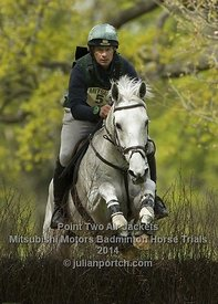 Mitsubishi Motors Badminton Int Horse Trials CCI**** Cross Country