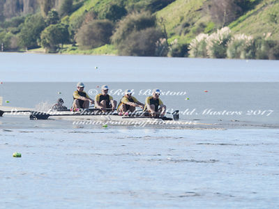 Taken during the World Masters Games - Rowing, Lake Karapiro, Cambridge, New Zealand; ©  Rob Bristow; Frame 543 - Taken on: T...