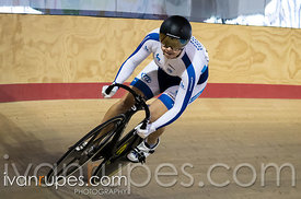 Women Sprint Qualification. Ontario Track Provincial Championships, March 5, 2016