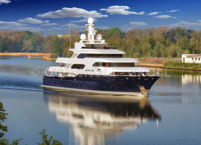 Superyacht Martha Ann