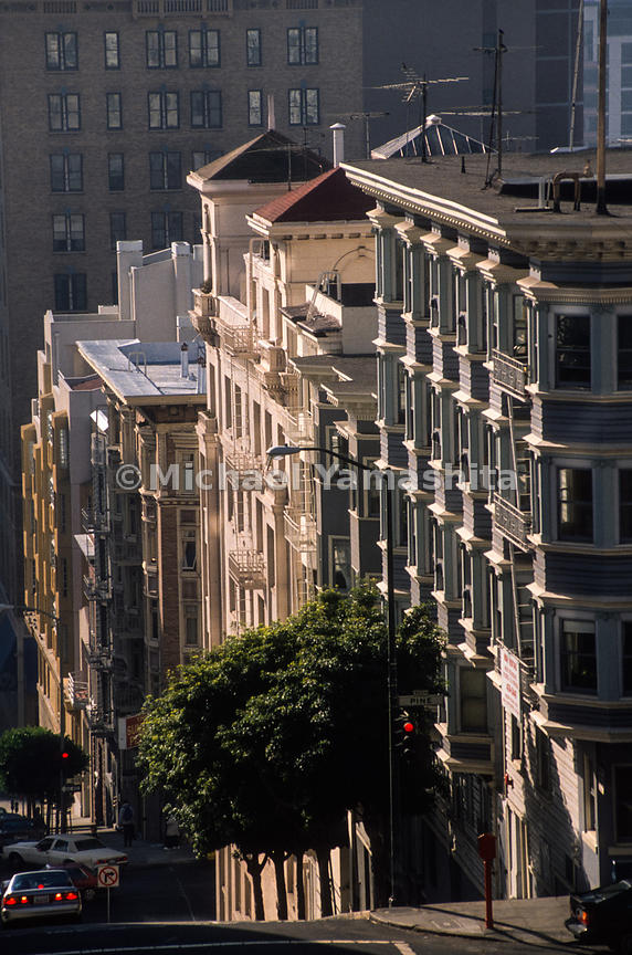 Nob Hill.San Francisco, California