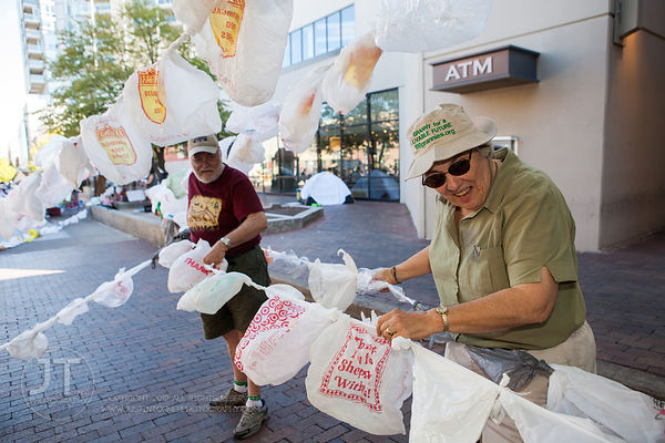Ban the Bags Rally