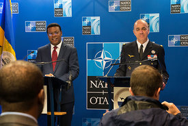 NATO Resilience Press Conference 2019