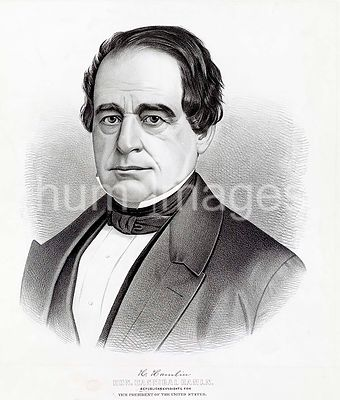 Hon. Hannibal Hamlin Republican candidate for vice president of the United States c 1860