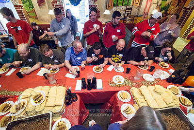 Los Portales 1st Annual Taco Eating Contest