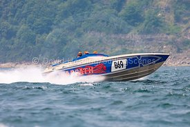 Warpath, B69, Fortitudo Poole Bay 100 Offshore Powerboat Race, June 2018, 20180610056