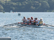 Taken during the World Masters Games - Rowing, Lake Karapiro, Cambridge, New Zealand; ©  Rob Bristow; Frame 3725 - Taken on: ...