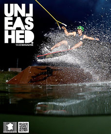 Unleashed wake magazine - issue #2 Cover