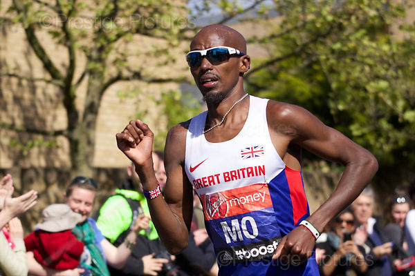 2014 London Marathon images