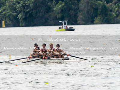 Taken during the NZSSRC - Maadi Cup 2017, Lake Karapiro, Cambridge, New Zealand; ©  Rob Bristow; Frame 2728 - Taken on: Saturday - 01/04/2017-  at 15:51.08