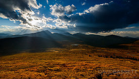 Rays of Light | Mt. Bierstadt, CO