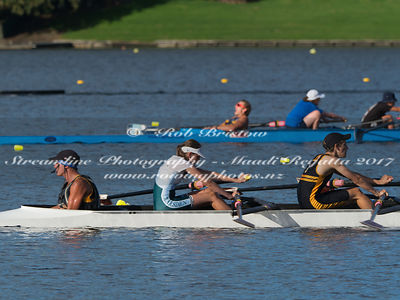 Taken during the NZSSRC - Maadi Cup 2017, Lake Karapiro, Cambridge, New Zealand; ©  Rob Bristow; Frame 1762 - Taken on: Friday - 31/03/2017-  at 17:25.09