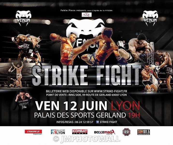 affiche_Strike_Fight_II_8