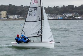 RS200 1679, Parkstone YC Winter Dinghy Series 2018, 20181201059