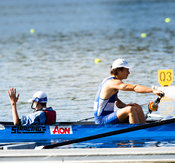 Taken during the NZSSRC - Maadi Cup 2017, Lake Karapiro, Cambridge, New Zealand; ©  Rob Bristow; Frame 1603 - Taken on: Frida...