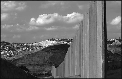 The Israel's Separation Wall