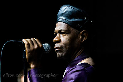 Arthur 'Gaps' Hendrickson, vocals, The Selecter