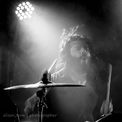 Chachi Riot,, drums, Pop Evil