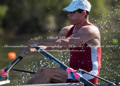 Taken during the World Masters Games - Rowing, Lake Karapiro, Cambridge, New Zealand; Tuesday April 25, 2017:   5160 -- 20170...