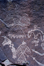 Ancient Anasazi Rock Art in New Mexico