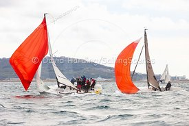 Mini Mayhem, GBR9063T, Melges 24, Weymouth Regatta 2018, 201809081449.