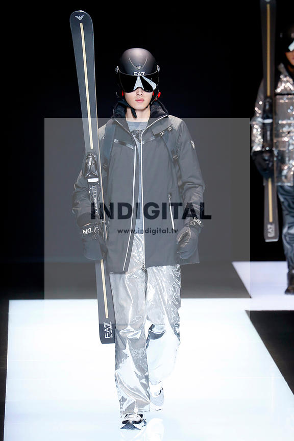 Emporio Armani Collection AW16 Mens