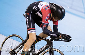 U17 Men 500m Time Trial. Ontario Track Championships, Mattamy National Cycling Centre, Milton, On, March 5, 2017