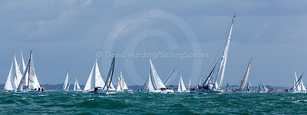 Round the Island Race fleet 2016, 20160702980