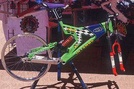 INTENSE EMIG FRAME CACTUS CUP 1997 SCOTTSDALE, ARIZONA, USA